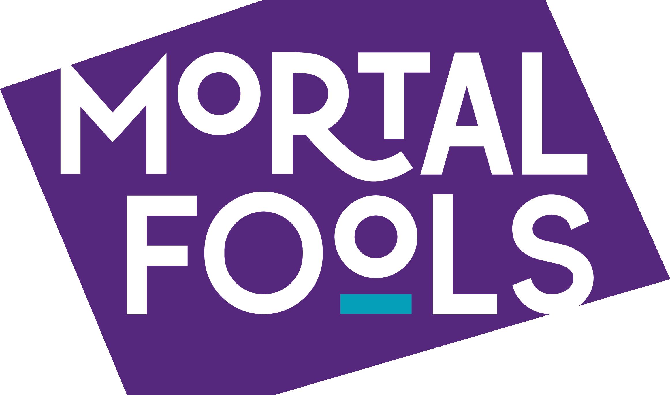 Mortal Fools logo